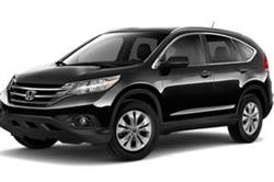 Honda CRV Rental Miami