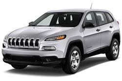 Jeep Cherokee Rental Miami