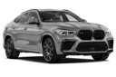 BMW X6 M Rental Miami