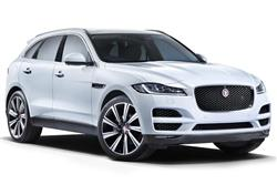 Jaguar F Pace Rental Miami
