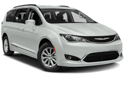 Chrysler Pacifica Rental Miami