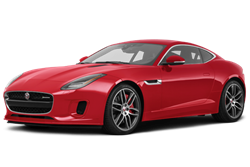 Jaguar F-TYPE R Coupe Rental Miami