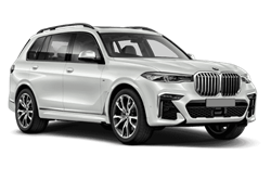 BMW X7 M 50I Rental Miami