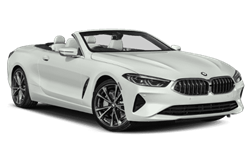 BMW 840i Convertible Rental Miami