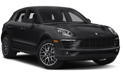 Porsche Macan Turbo Rental Miami