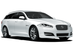 Jaguar XF Rental Miami