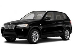 BMW X3 Rental Miami