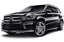 Mercedes Benz GL 550  Rental Miami